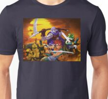 Chrono Figther Unisex T-Shirt