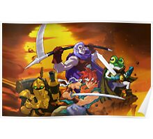 Chrono Figther Poster