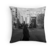 villagers Throw Pillow