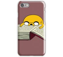 Read A Book iPhone Case/Skin