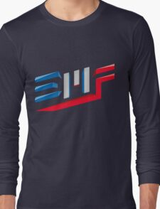 EMF Electro Beach Festival Black Long Sleeve T-Shirt