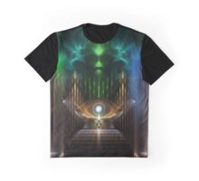 Contemplating Oz Graphic T-Shirt