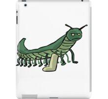 Broken Leg Caterpillar iPad Case/Skin