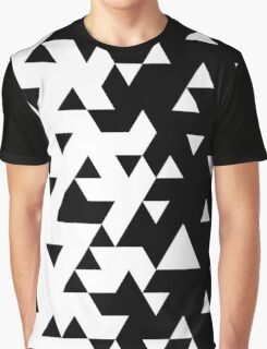 Two Worlds Merge Graphic T-Shirt