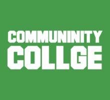Community College- misspelled by tommytidalwave