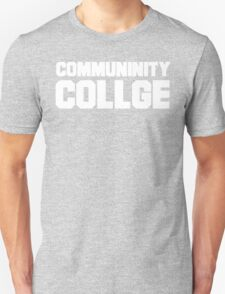 Community College- misspelled T-Shirt