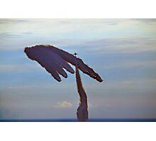 The Giant Hand....... Dorset UK Photographic Print