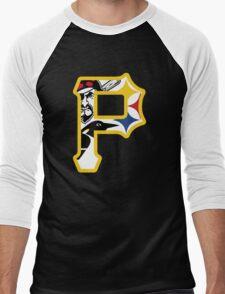 Pride of Pittsburgh  Men's Baseball ¾ T-Shirt