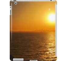 Late Afternoon San Francisco Bay iPad Case/Skin