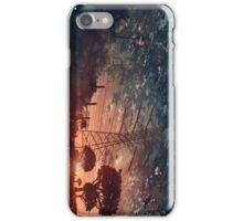 Modern world iPhone Case/Skin