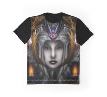 Thinosia Queen Of Armageddon Graphic T-Shirt