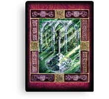 Sword in the Stone: Destiny Canvas Print