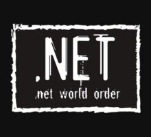 .NET World Order by TheOnlyMember