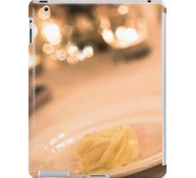 Butter Twist iPad Case/Skin