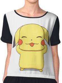Pokemon Pikachu Chiffon Top