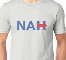 Nah Hillary Unisex T-Shirt