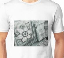 Flower Ruins in the Roman Forum Unisex T-Shirt