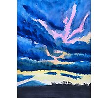 Skyscene Photographic Print