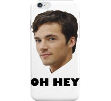 Ian Harding iPhone Case/Skin