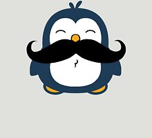 Mustache Penguin Unisex T-Shirt