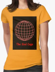 THE SOUL CAGE Womens Fitted T-Shirt