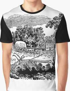 Old Homestead Graphic T-Shirt