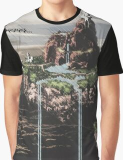 Island Fly Graphic T-Shirt