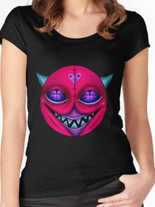 Phat Cat Women's Fitted Scoop T-Shirt