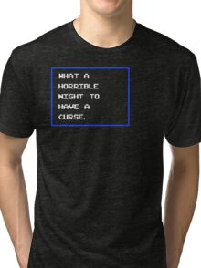Cursed Night Tri-blend T-Shirt