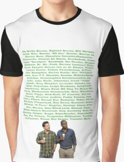 """Gus """"Sillypants"""" Jackson Graphic T-Shirt"""