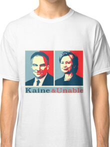 Kaine And Unable! Classic T-Shirt
