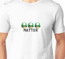 Extra lives matter Unisex T-Shirt