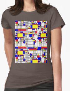 MONDRIAN Womens Fitted T-Shirt