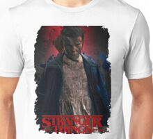 Stranger Things Eleven Poster Unisex T-Shirt