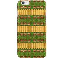 Electronic Circuit Pattern iPhone Case/Skin