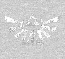 Zelda Triforce Symbol One Piece - Long Sleeve