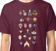 Original 21 - Minimalist Portraits Classic T-Shirt