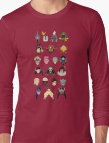 Original 21 - Minimalist Portraits T-Shirt