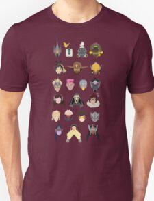 Original 21 - Minimalist Portraits Unisex T-Shirt