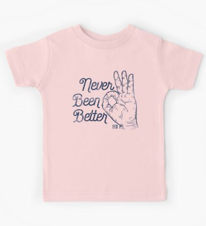 Never Been Better Kids Clothes