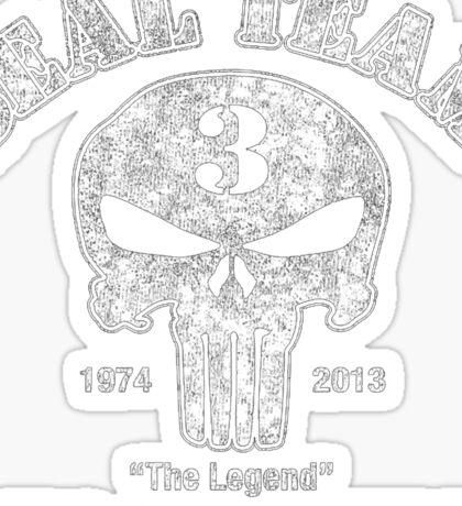 Chris Kyle American The Legend,US Sniper  Sticker