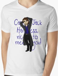 Til the End of Time Mens V-Neck T-Shirt