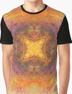 Fractal Joy Graphic T-Shirt