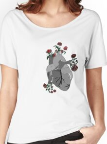 A Decaying Heart Women's Relaxed Fit T-Shirt