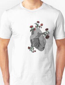 A Decaying Heart Unisex T-Shirt