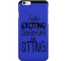 Sarcastic Doctor Tam iPhone Case/Skin