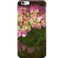 Emerging from the shadows iPhone Case/Skin