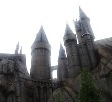Hogwarts by fairyjes