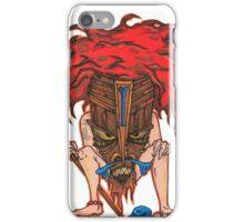 Tikki Man iPhone Case/Skin
