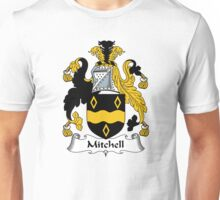 Mitchell Coat of Arms / Mitchell Family Crest Unisex T-Shirt